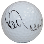 Lee Trevino Signed Personal Game Used Strata Golf Ball JSA ALOA