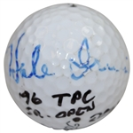 Hale Irwin Signed Personal Game Used Titleist Golf Ball JSA ALOA