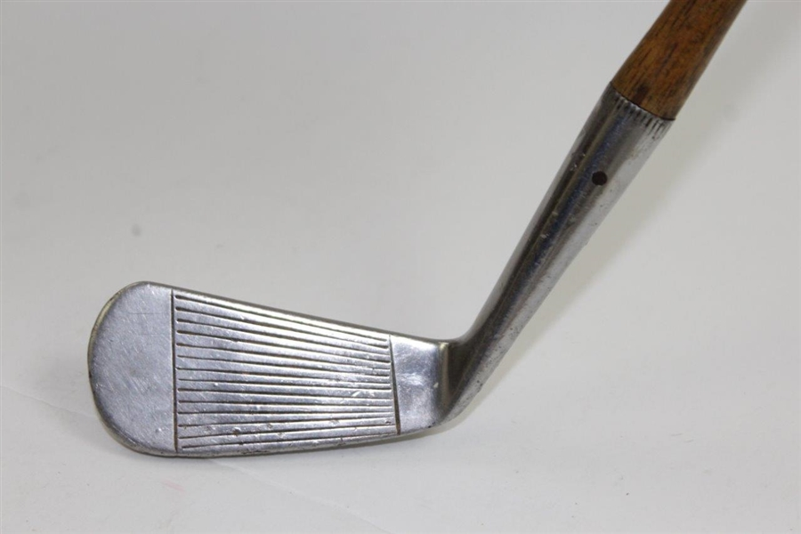Vintage Tom Morris St Andrews Rustless Special Mid-Iron with DG Stamp
