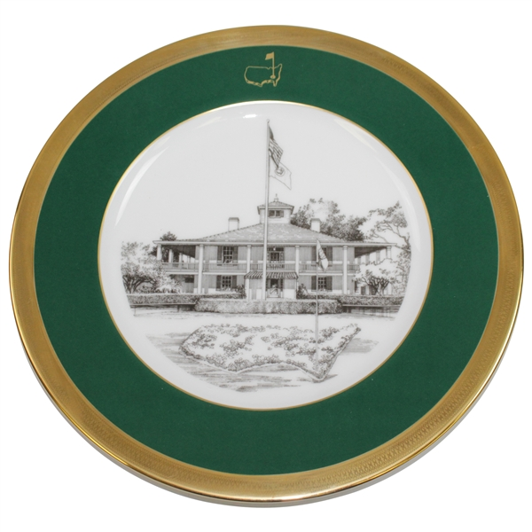 Masters Limited Edition Lenox Commemorative Plate #9 - 1996
