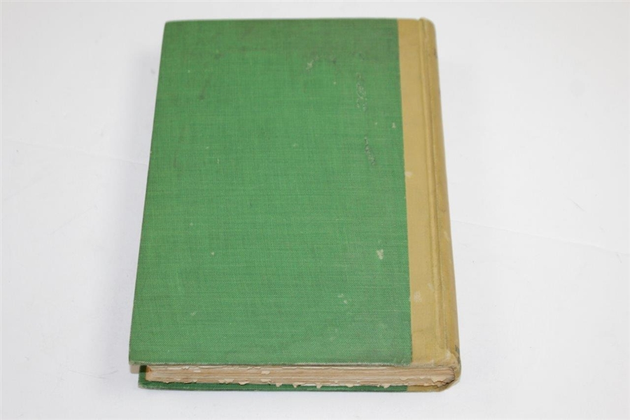 First Edition 1927 'Down the Fairway' Book by Bobby Jones & O.B. Keeler