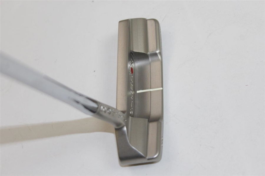 Scotty Cameron Newport 2.5 Studio 808 Stainless by Titleist Putter with Headcover