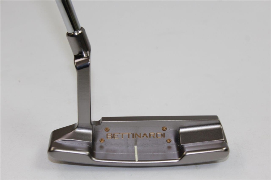 Bettinardi 1999 PGA Championship at Medinah Ltd Ed 1 out of 100 PGA 1 Putter with Headcover
