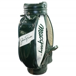 Classic Jack Nicklaus MacGregor Pro-Only Green & White Full Size Golf Bag