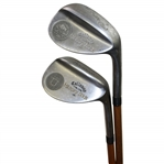Callaway Hickory Stick Steel Core Runyans Bouncer & The Billy Club