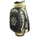 Ltd Ed Arnold Palmers 50th Masters Appearance Full Size Callaway Golf Bag #500/500