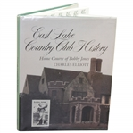 1984 East Lake Country Club History: Home Course of Bobby Jones Book by Charles Elliot