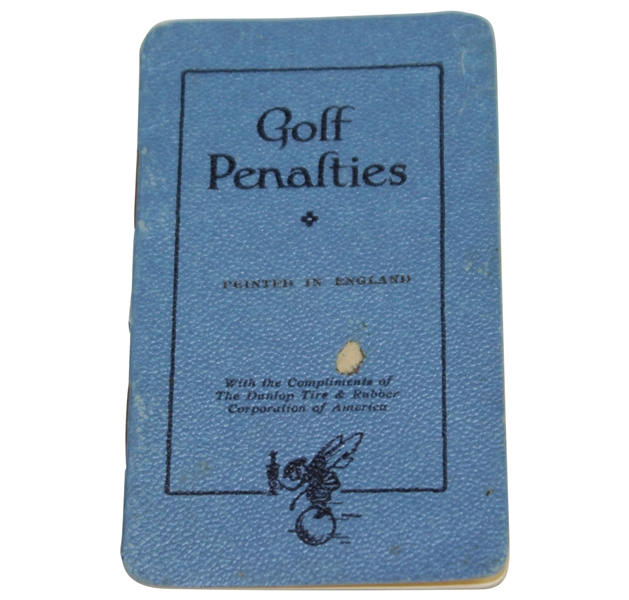 MaxFli Presents 'Golf Penalties and Etiquette' Booklet