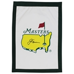 Jack Nicklaus Autographed Undated Masters Garden Flag