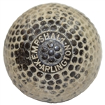 Vintage Kempshall Arlington Bramble Golf Ball - Patented August 15, 1898