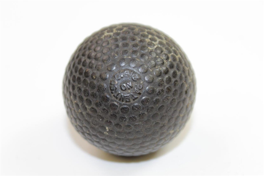 Vintage The Colonel Bramble Golf Ball