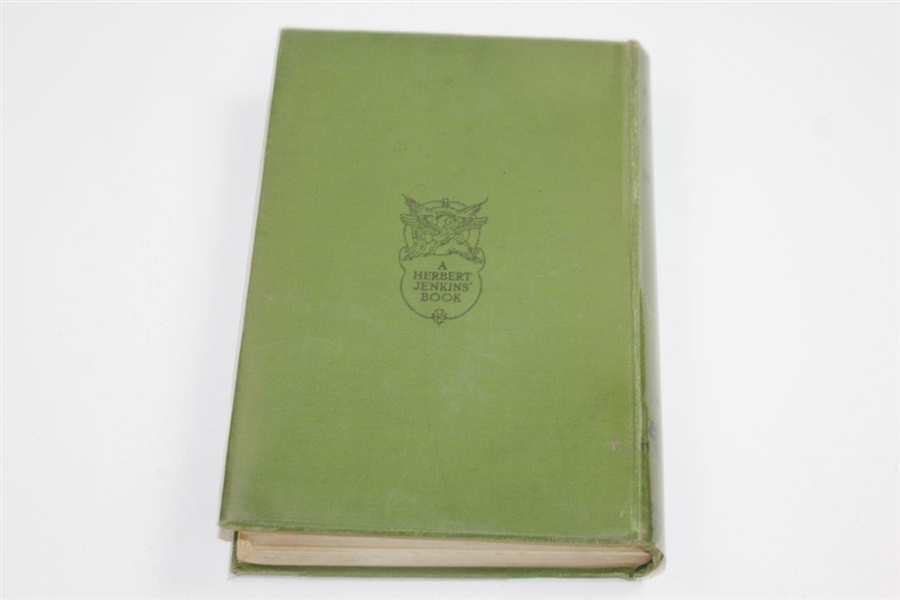 1922 'The Clicking of Cuthbert' First English Edition Book by P.G. Wodehouse - Uncommon