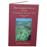 Authors Ltd Ed The Centennial History of The Woodstock Country Club by Bob Labbance 68/100