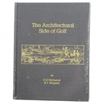 The Architectural Side of Golf Book - New Sealed in Publishers Shrink Wrap