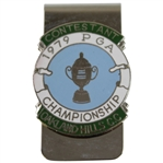 1979 PGA Championship at Oakland Hills CC Contestant Badge - David Graham Winner
