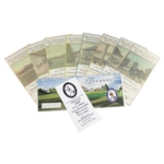 Full Set of 1999 US Open at Pinehurst No. 2 Tickets in Envelope Plus Voucher - Payne Winner!