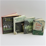 Bobby Jones Story, The Lyle Way, Natural Golf, & Golf Greens Books