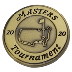 2020 Masters Tournament Thank You Medallion in Original Package - Given Out
