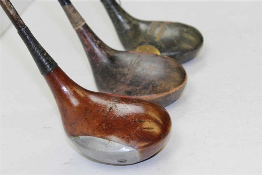 Set of Three Classic Woods (4)