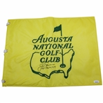 Jack Nicklaus Signed Augusta National Golf Club Members Only Flag with Years Won Notation JSA #BB55106