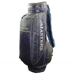Classic Masters Tournament Mizuno Full Size Navy Blue Golf Bag