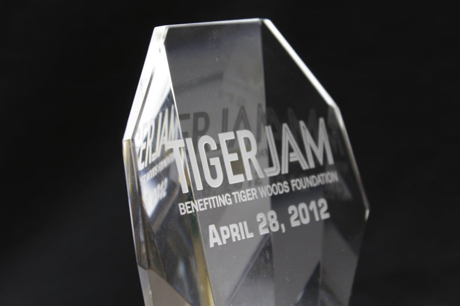 2012 Tiger Jam Trophy - Benefitting Tiger Woods Foundation - April 28, 2012
