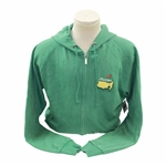Masters Hooded Green Clubhouse Collection Sweatshirt - Size Large