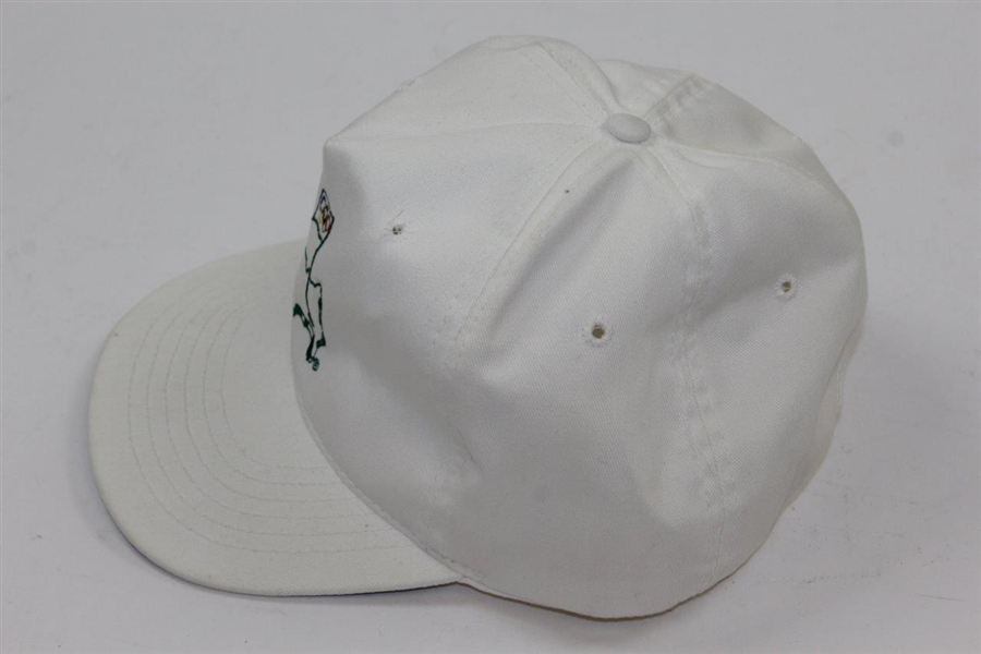 Augusta National Golf Club Olympics Prototype White Hat