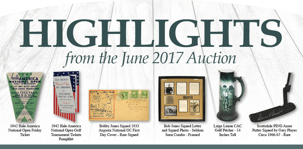 June 2017 Highlights